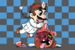Dr. Mario Version 1 by spaceboystudios