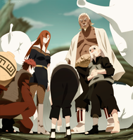 The kages 2 by SenjuKatashi