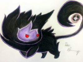 Flambo (Shadow Version) by howlingwolf142