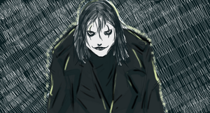 The crow by Marvsamune