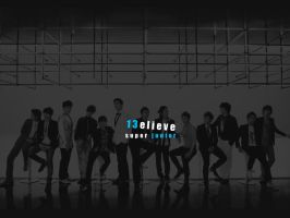 wallpaper suju 13elieve by viahebumuno