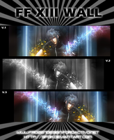 FF XIII Wall by SFDK