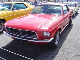 1968 Ford Mustang 1 by Roddy1990