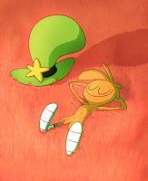 Wander Over Yonder - Grass by albadune