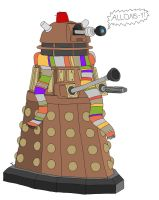 Dalek Who by TimeLime