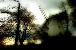 Eerie Mill by MetalMX6