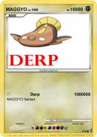 Maggyo PKMN card by Hearts-The-Eevee