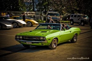 70 Chally Convertible by AmericanMuscle