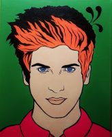 Joey Graceffa POP ART by Olilolly11