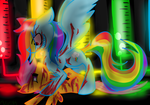 Welcome to the Rainbow Factory. by ThreeInTheMornin