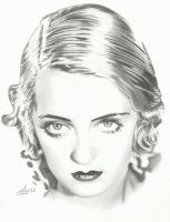 1927 Betty Davis by lryvan