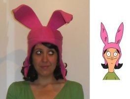 Louise from Bobs Burgers by Eric--Cartman