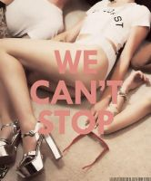 WE CAN'T STOP by LoveitBieber