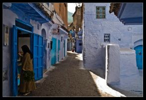 Everyday Chaouen I by mister-kovacs