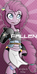 Fallen - Pinkie Pie (Colab) by MrCbleck