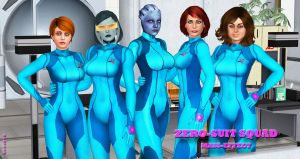 ZERO-SUIT SQUAD  Mass Effect   5-3-2015 by blw7920