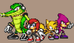 The Chaotix by PixelPower23