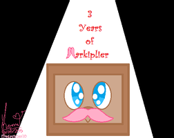 3 years.............. by IPegasister10