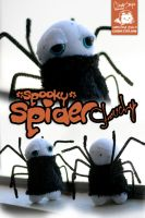 Spooky Spider Slouchy by cleody