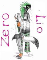 Lio and Zero by Aurion-Magnus