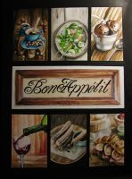 Bon Appetit by 6oldie