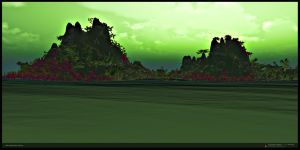 Radioactive Volcano by jawoltze