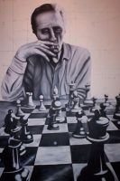The Chess Player by CoeursVolants