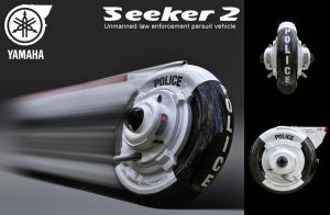 Seeker monocycle by Small-Brown-Dog
