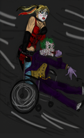 Wheelchair Ride by The-Nightmare-Doctor