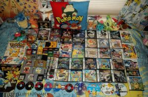 Pokemon Games!