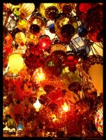 Lights of the Grand Bazaar by soulspit