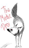 Medic Droide wolf monster by Arabika-Tach-On
