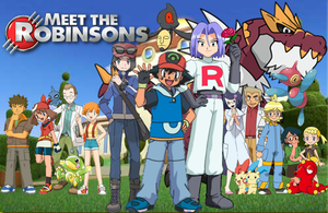 Meet the Robinsons by AdvanceArcy
