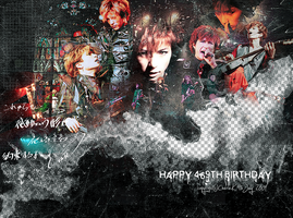 GACKT's 469th birthday ver.1 by BibiannaLanana