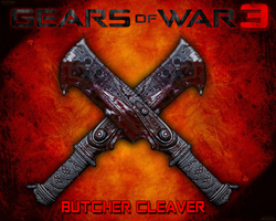 Gow3 - Butcher by DecadeofSmackdownV3