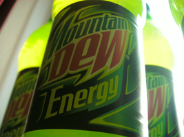 Mountain Dew Energy by jackinnes