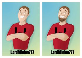Lordminion777 by BarelyCreative