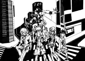 The World Ends With You by natsutsunablackstar
