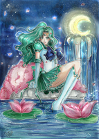 Sailor Neptun by Pi-Bri
