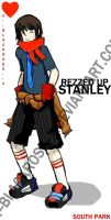 REZZED UP STANLEY. by x--blackrose--x