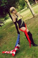Ms. Marvel by BlastXX