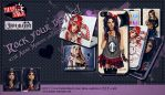 Anna Marine collection of skins and cases by Anna-Marine
