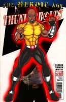 Thunderbolt Luke Cage by RWhitney75