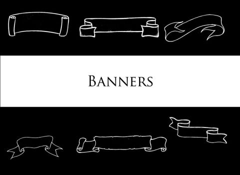 Banners by ascendingstars