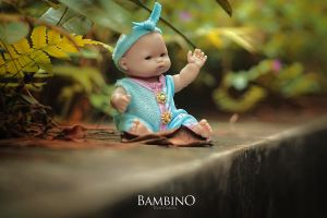 :: The baby :: by RyantiRahma
