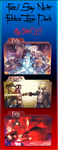 Fate Stay Night Folder Icon Pack by Viole1369