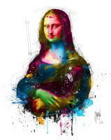 MONA LISA NEW POP by Murciano