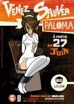 Paloma Capture by Ancestral-Z