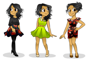 What I would like to wear by Elena114