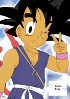 Young Goku by NB2